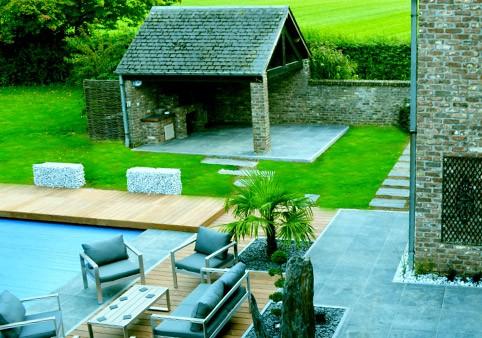 Sp cialiste terrasses en bois bruxelles brabant wallon for Les plus belles terrasses
